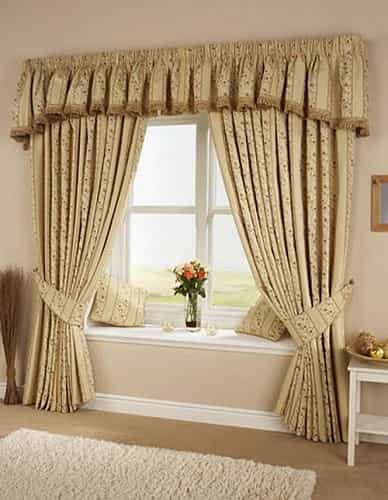 Decorative Curtains For Living Room 1
