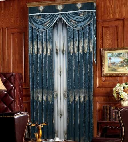 Decorative Curtains For Living Room 10