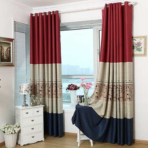 Decorative Curtains For Living Room 13