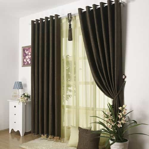 Decorative Curtains For Living Room 14