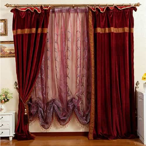 Decorative Curtains For Living Room 16