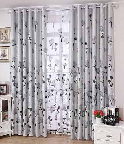 Decorative Curtains For Living Room 2