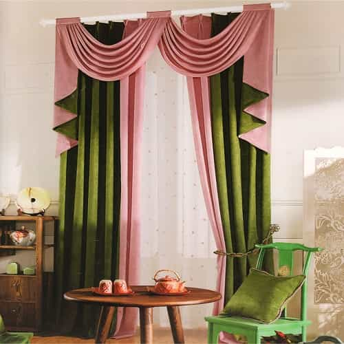 Decorative Curtains For Living Room 9