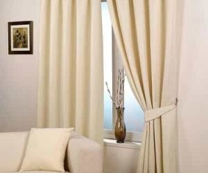 Decorative Curtains For Living Room Featured