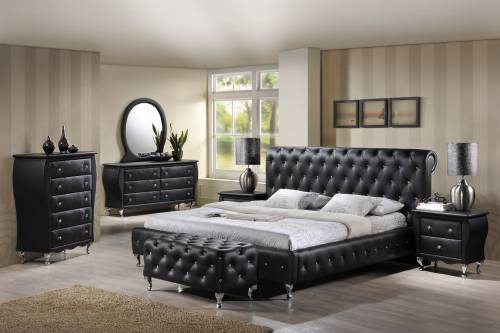 Exotic Bedroom Set