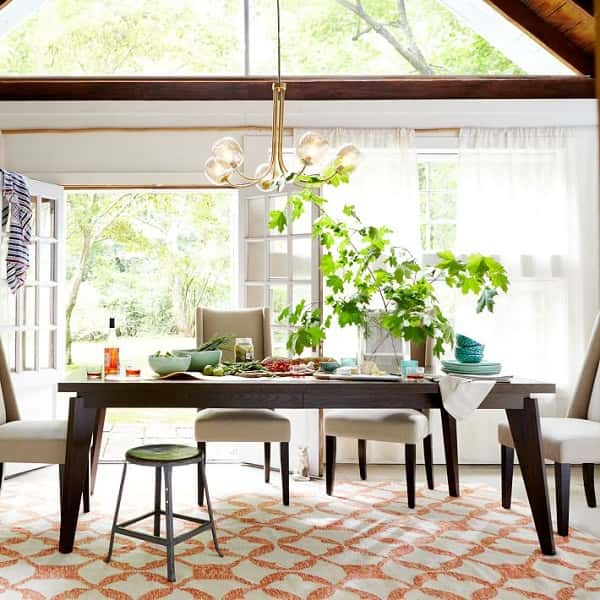 West Elm Dining Room Table