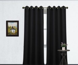 Grommet Blackout Room Curtain