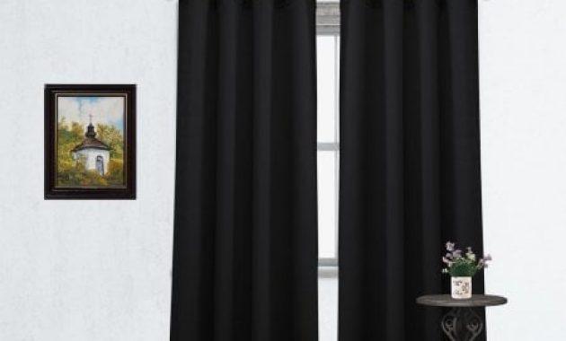 Grommet Blackout Room Curtain