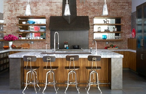 Industrial Kitchen Ideas 13-min