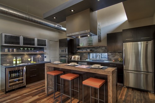 Industrial Kitchen Ideas 15-min