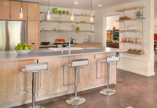 Industrial Kitchen Ideas 16-min