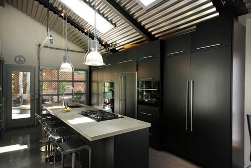 Industrial Kitchen Ideas 24-min