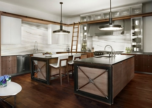 Industrial Kitchen Ideas 25-min