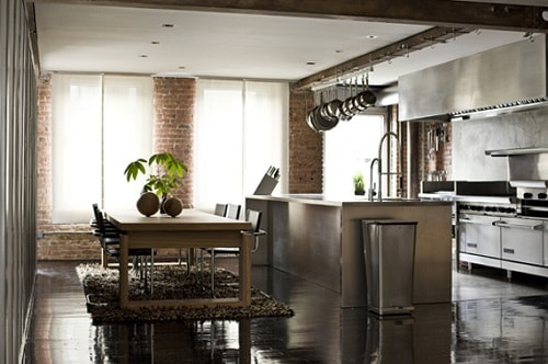 Industrial Kitchen Ideas 3