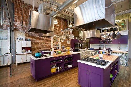 Industrial Kitchen Ideas 6