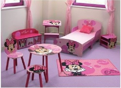 Minnie Mouse Bedroom Set for Toddler