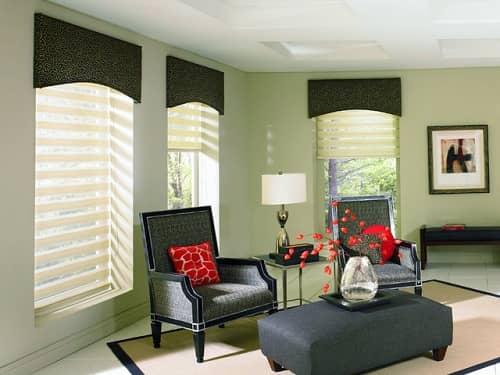 Modern Valances For Living Room Decor, Modern Valances For Living Room