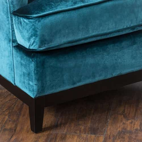 Princeville Tufted Fabric Chair