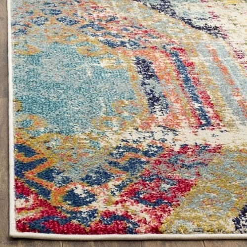 transitional on t x rug don silky oriental vintage blue miss shop collection viscose safavieh premium this light deal area medallion distressed