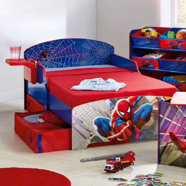 Spider-man Bedroom Furniture