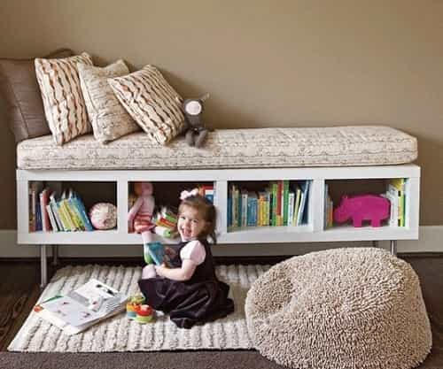 Storage Bench For Living Room 1