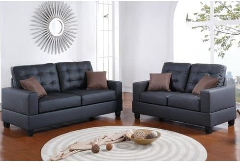 cheap living room sets under $500 | tracton 2 piece sofa set review
