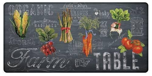 Vegetable Board Anti-Fatigue Mat