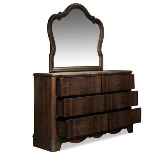 Victoria 4-Piece Queen Bedroom Set