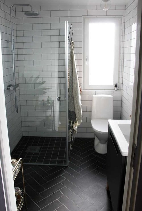 average cost to remodel a small bathroom