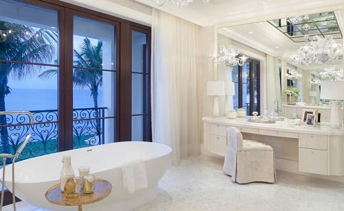 10 Stunning Amp Gorgeous Bathroom Vanity With Makeup