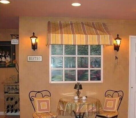 cafe themed kitchen 2