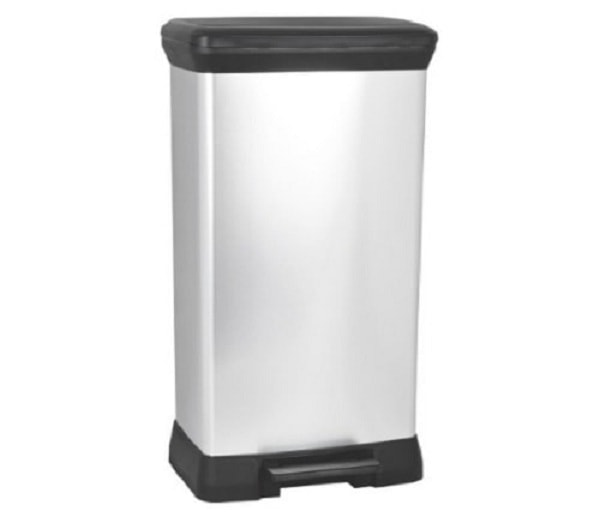 touchless kitchen trash can | curver step open trash can review