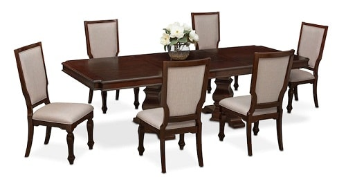 11 Affordable Value City Furniture Dining Room Sets Under $1,500