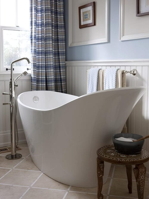 Superbe Deep Bathtubs For Small Bathroom