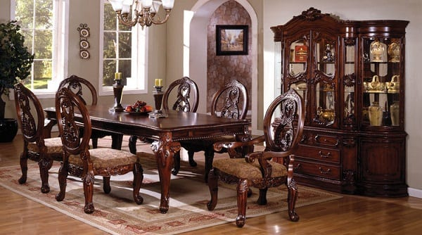10 Amazing Antique Dining Room Furniture 1930 Ideas