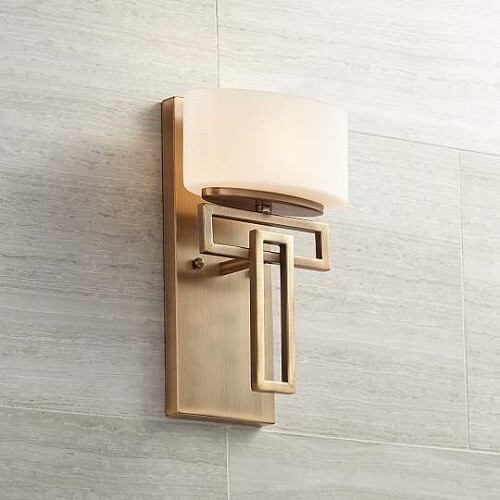 Lanza Wall Bathroom Sconce