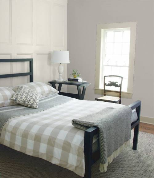 Choosing A Serene And Calm Gray Paint For Bedroom Ideas Tips