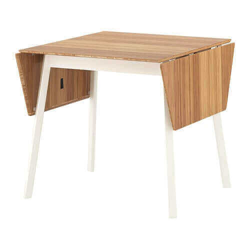 kitchen table with leaf insert 2