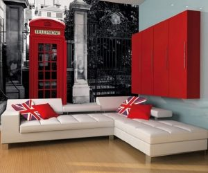 london bedroom set feature