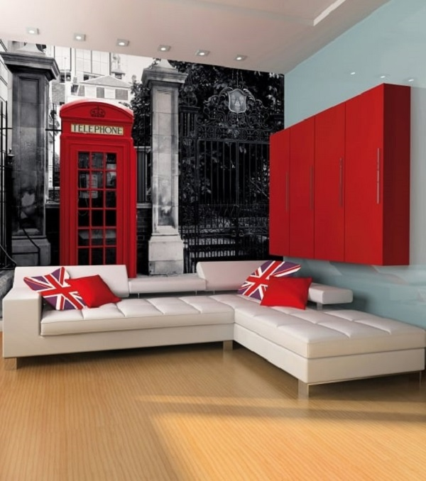 London themed furniture - DivesAndDollar.com
