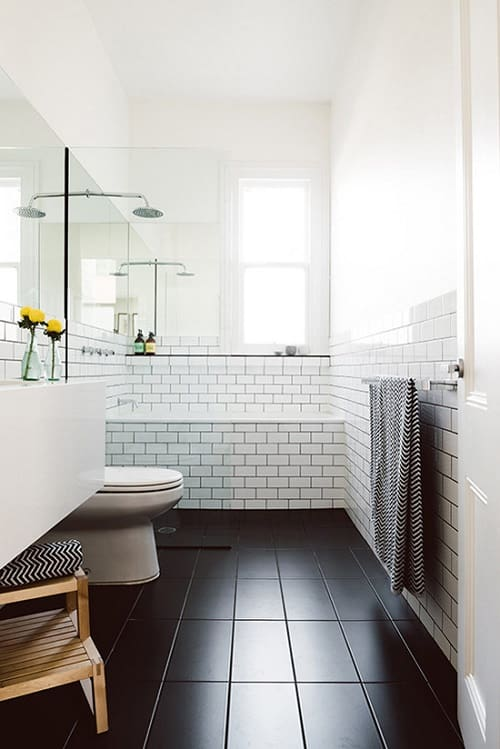 long narrow bathroom ideas 14-min