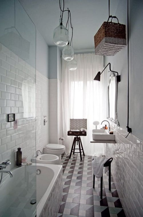 long narrow bathroom ideas 15-min