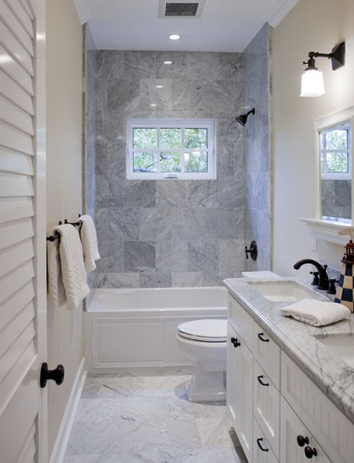 long narrow bathroom ideas 19-min