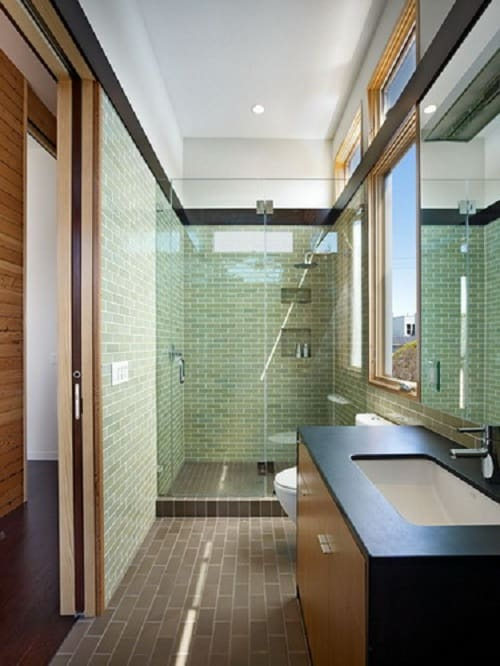 long narrow bathroom ideas 25-min