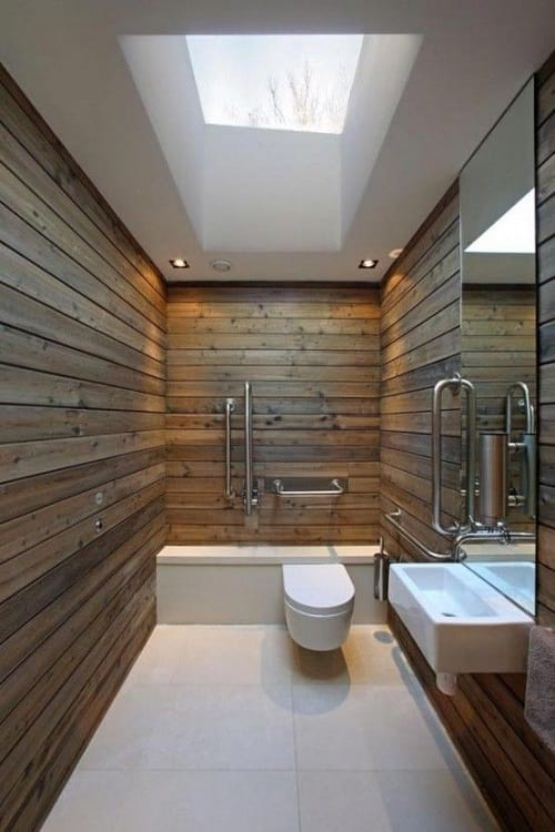 long narrow bathroom ideas 4-min