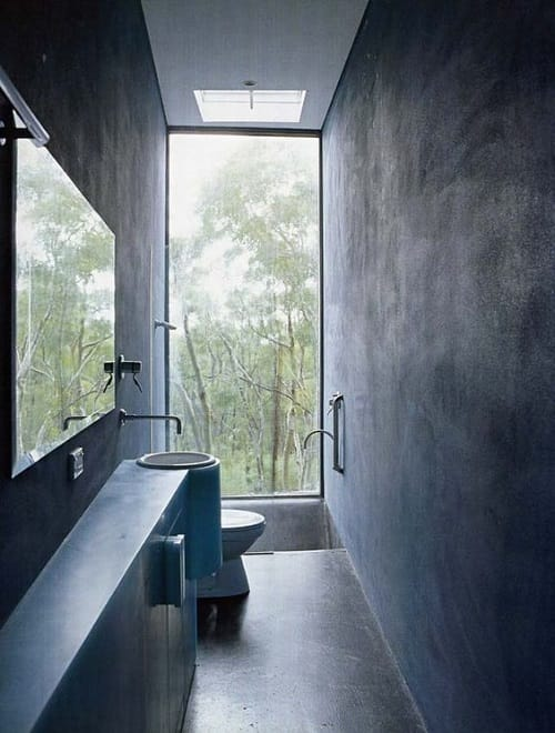 long narrow bathroom ideas 5-min
