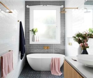 long narrow bathroom ideas 8-min
