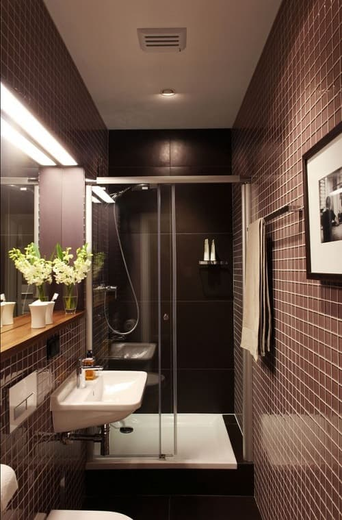 long narrow bathroom ideas 9-min