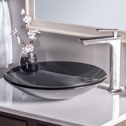 novatto low profile sink