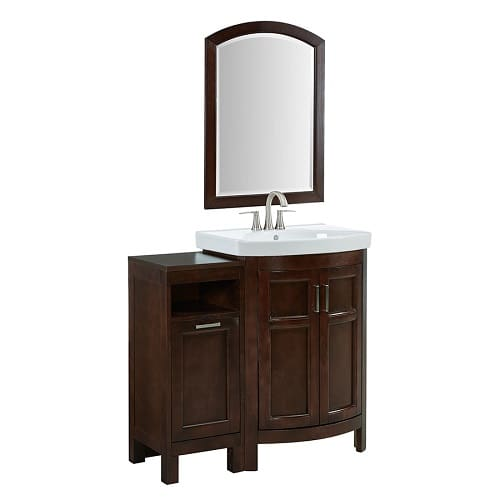 Lowes Bathroom Vanity Mirrors